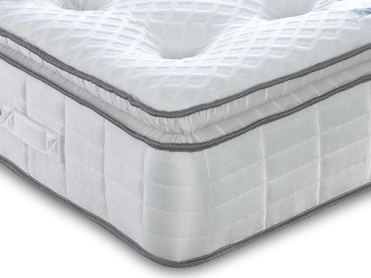 Cagliari 1000 Luxury Pocket Sprung Pillow Top Mattress