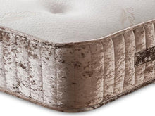 Sleep Revolution Cashmere Wool 1000 Pocket Sprung Mattress