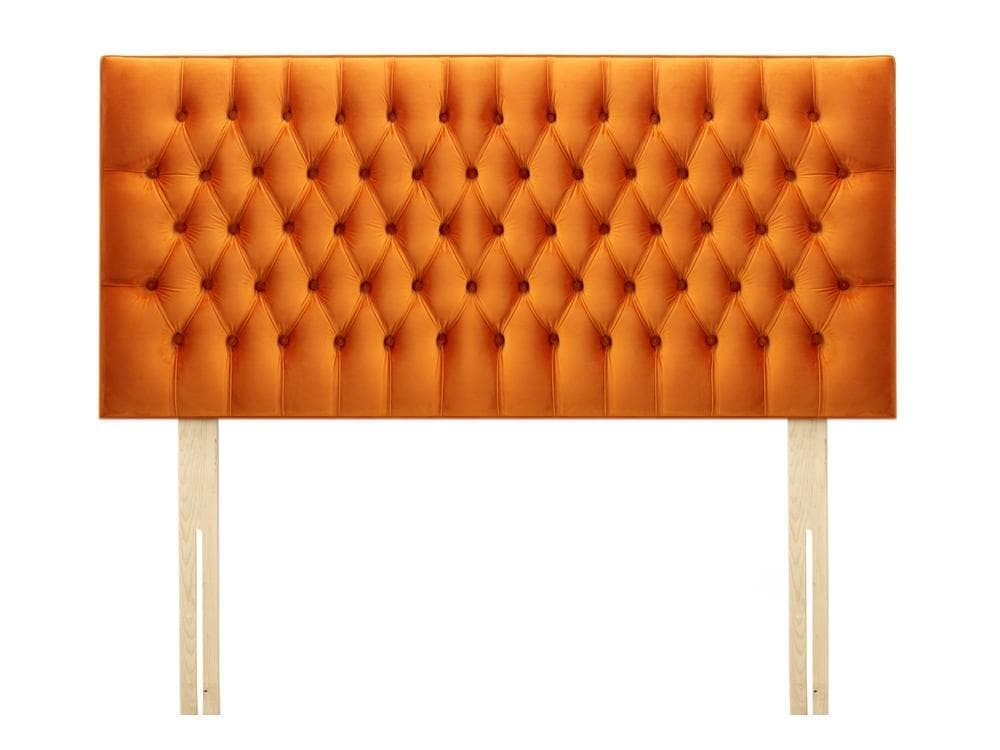Shire Toledo Strutted Upholstered Headboard