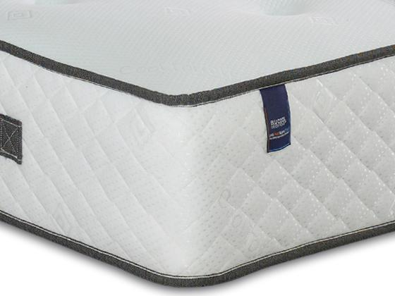 Vogue Countess 1000 Pocket Sprung Blu Cool Memory Foam Mattress