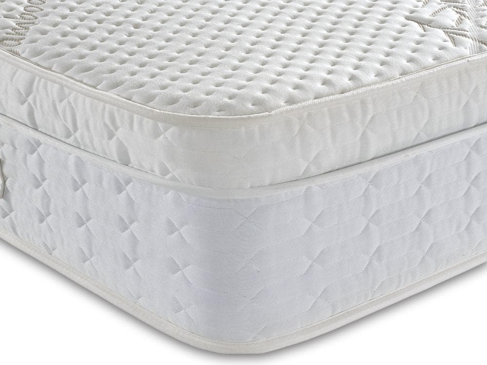 Dream Latex 2000 Pocket Sprung Cushioned Top Mattress