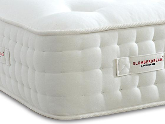 Slumber Dream Balmoral 7000 Pocket Sprung Natural Mattress