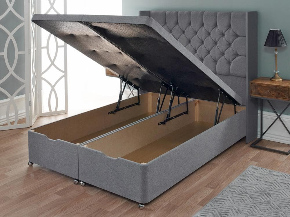 Shire Artisan End Lift Ottoman Storage Divan Bed Base