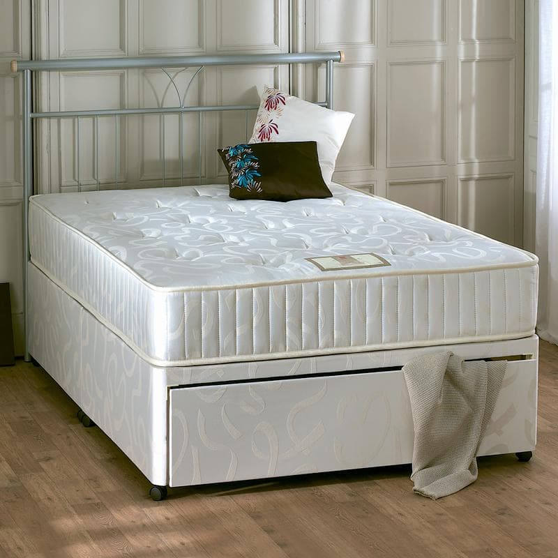 Vogue Enigma Orthopaedic Sprung Divan Bed Set