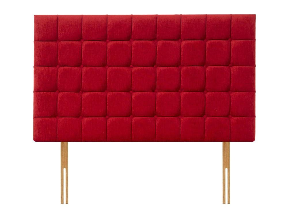 Boston Fabric or Leather Upholstered Headboard - 1