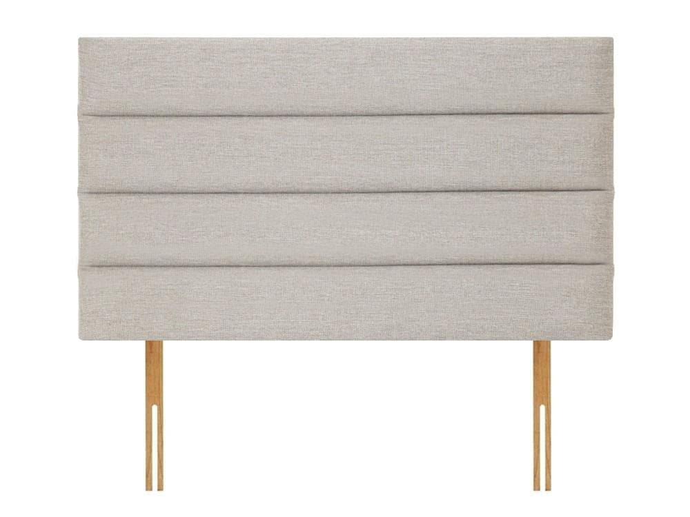 Dundee Fabric or Leather Upholstered Headboard - 1