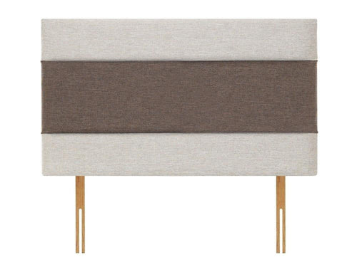 Exeter Fabric or Leather Upholstered Headboard - 1