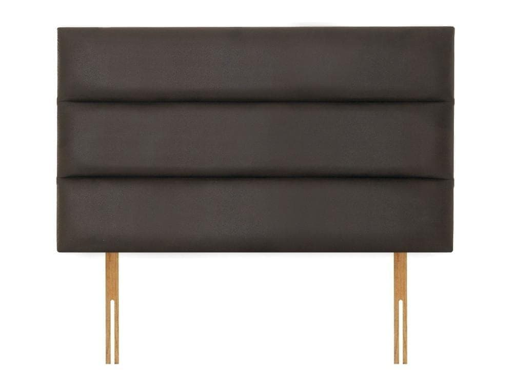 Plymouth Fabric or Leather Upholstered Headboard - 1