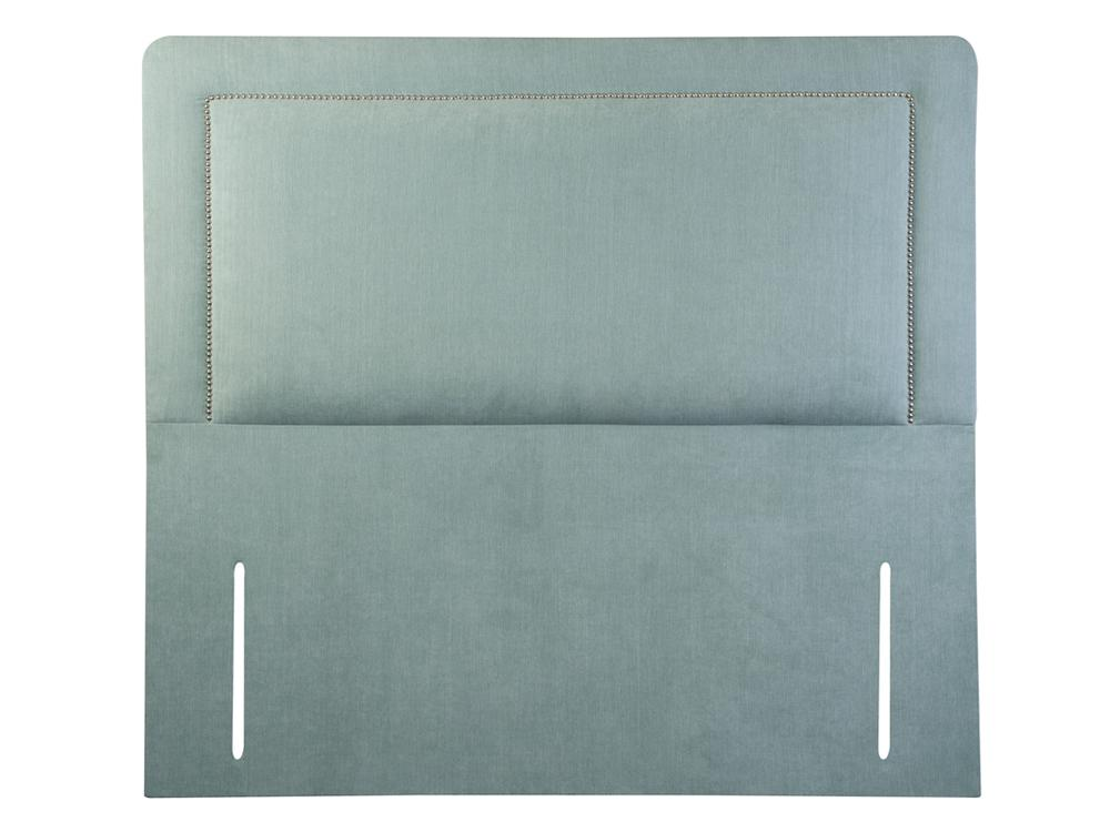 Sweet Dreams Jet Floor Standing Upholstered Headboard