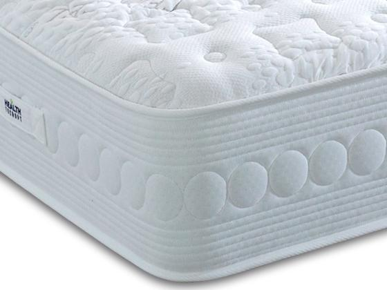 Health Therapy Gemstone 2000 Pocket Sprung Latex Mattress