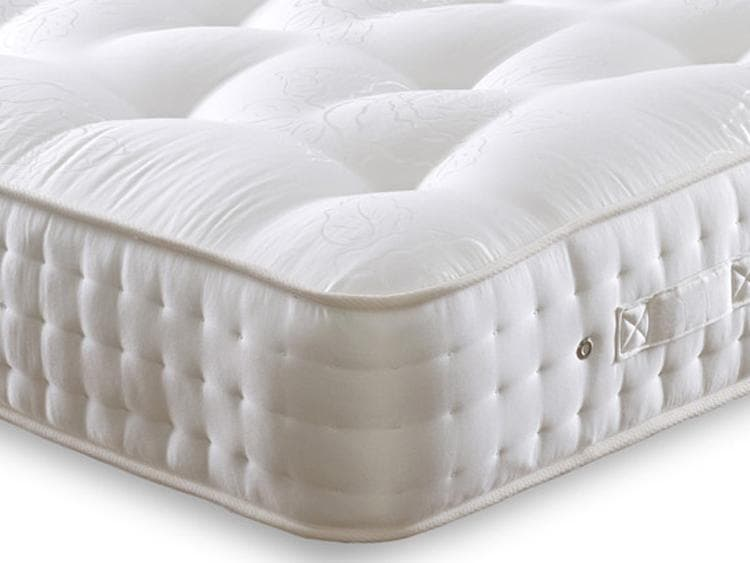 Apollo Intelligent Comfort Gold 3000 Fibre and Pocket Sprung Mattress