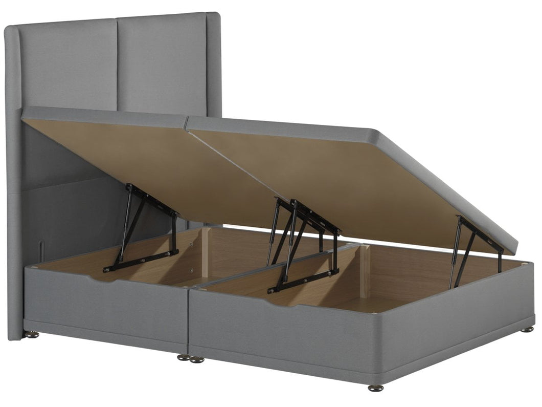 Ottoman Storage Bed Base Available In Single Double And