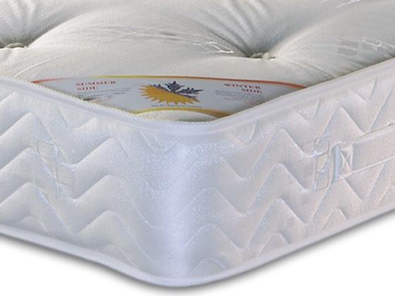 Vogue Jasmine Sprung Winter/Summer Mattress