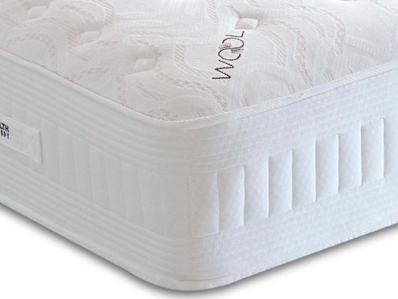 Health Therapy Jubilee 2000 Pocket Sprung Natural Mattress