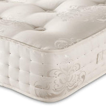 Sleep Revolution Knightsbridge 1000 Pocket Sprung Divan Bed Set
