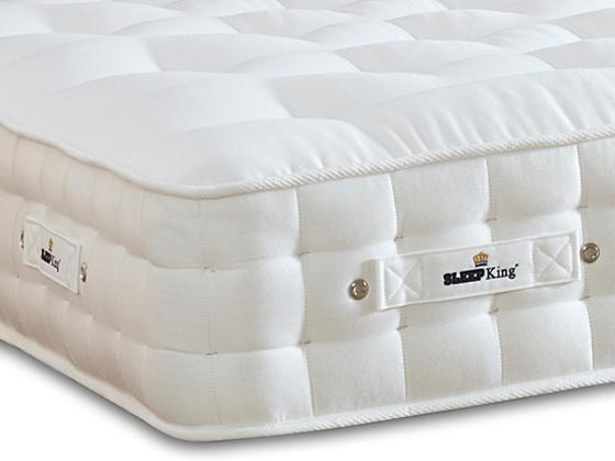 SleepKing Kohinoor 1000 Pocket Sprung Natural Mattress