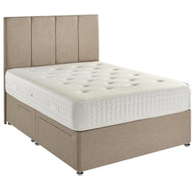 Latex 1000 Pocket Sprung Divan Bed Set