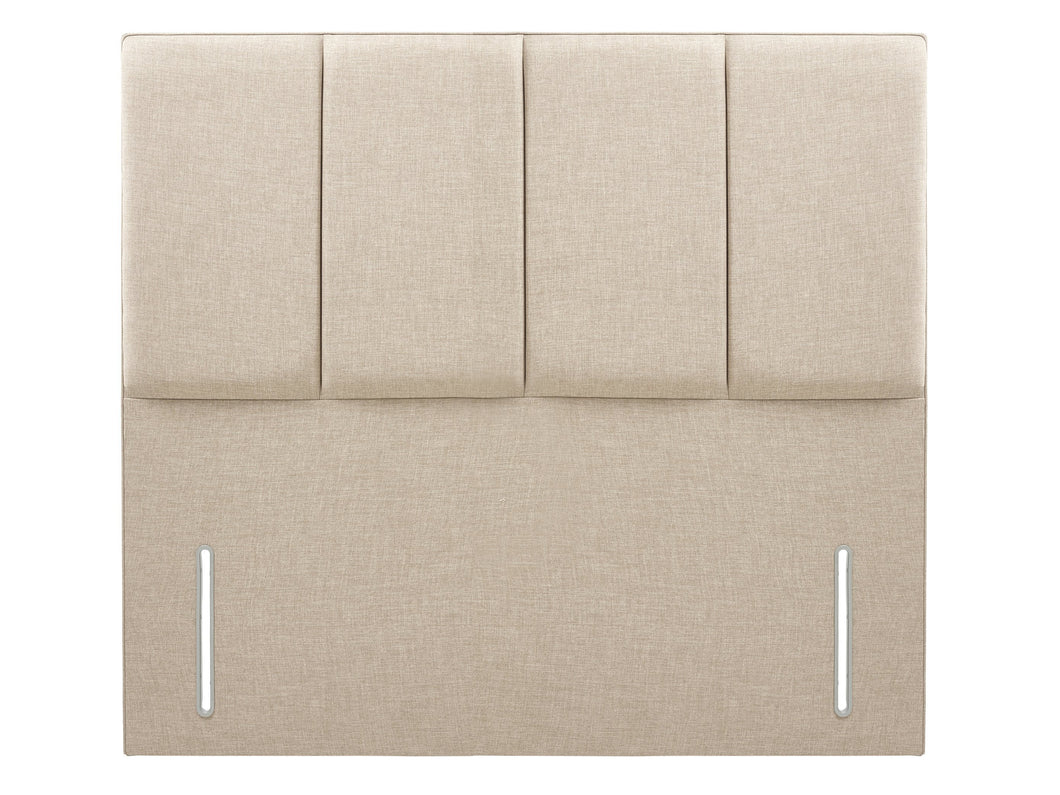 Dreamland Classic Linear Floor Standing Upholstered Headboard
