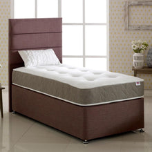 Shire Lotus 1000 Pocket Sprung Memory Foam Mattress