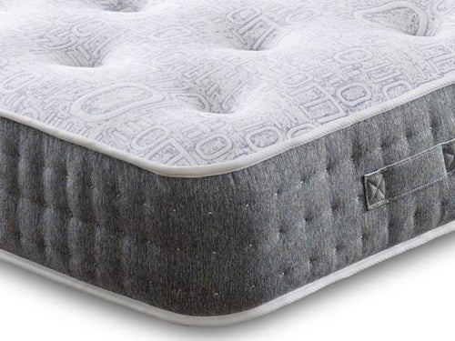 Matrix Winter/Summer Sided 1000 Pocket Fibre Firm Mattress