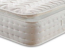 Sleep Revolution Mayfair Encapsulated 1000 Pocket Sprung Memory Foam Pillow Top Mattress