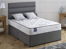 Vogue Memorypaedic Orthopaedic Sprung Blu Cool Memory Foam Mattress