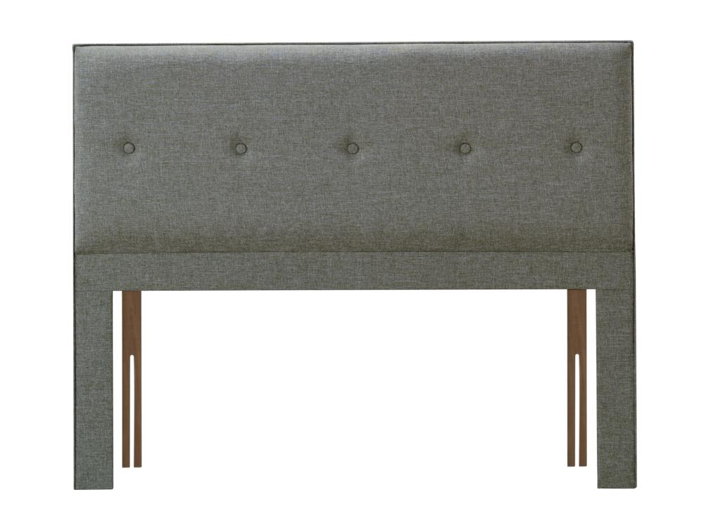 Furmanac MiBed Milan Extended Leg Upholstered Headboard