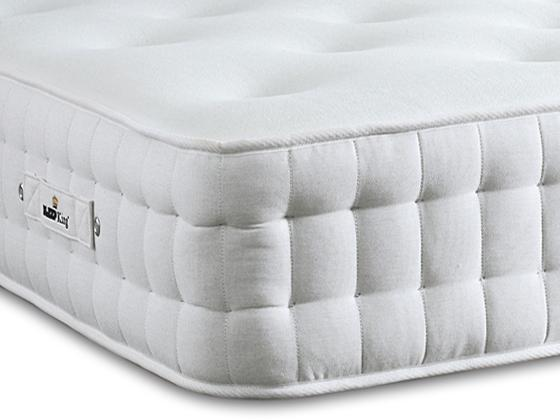 SleepKing Topaz 2000 Pocket Sprung Cool Blue Memory Foam Mattress
