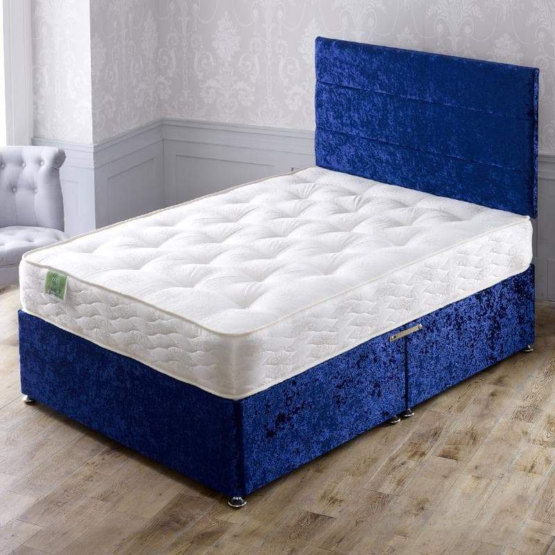 Apollo Nike Ortho Sprung Divan Bed Set