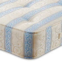 Sleep Revolution Opal Orthopaedic Coil Sprung Divan Bed Set