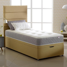 Shire Orchid Ortho Sprung Memory Foam Mattress