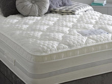 Dura Beds Oxford 1000 Pocket Sprung Memory Foam Cushioned Top Divan Bed Set