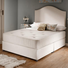 Sleep Revolution Pearl Orthopaedic Coil Sprung Divan Bed Set