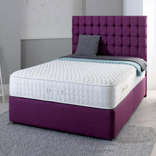 Shire Stretton 1000 Pocket Sprung Cool Blue Memory Gel Mattress