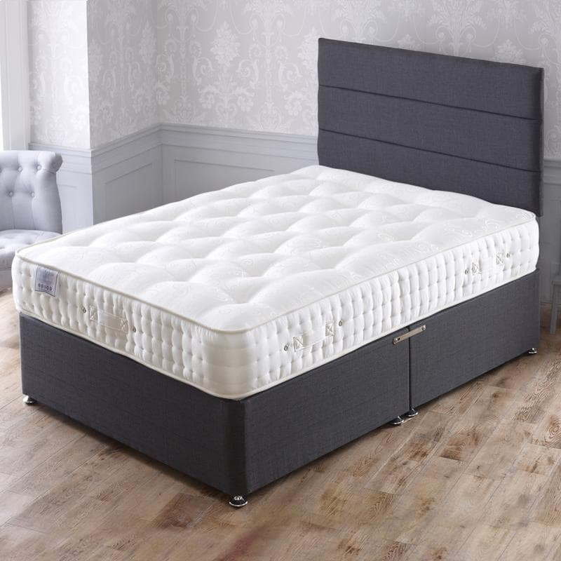 Apollo Platinum Intelligent Fibre 5000 Pocket Sprung Divan Bed