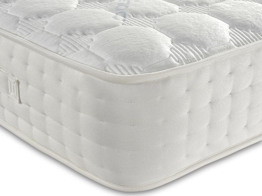 Pocket Ice 1000 Pocket Sprung Memory Foam Mattress