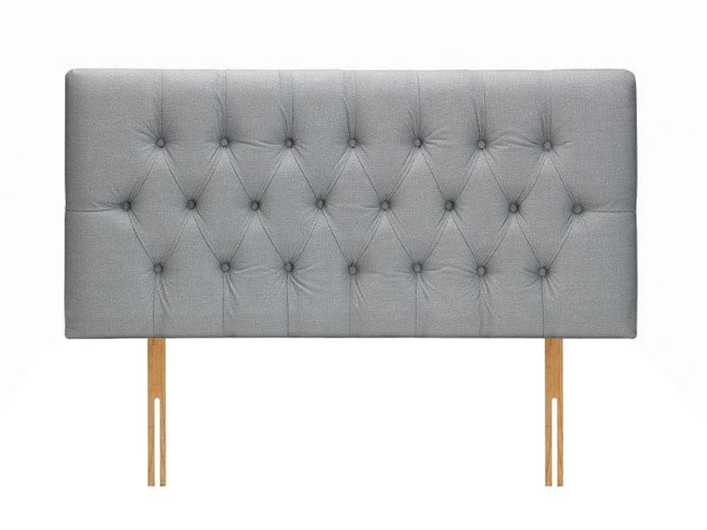 Grandeur Poppy Strutted Upholstered Headboard