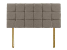 Dreamland Premier Quad Strutted Upholstered Headboard