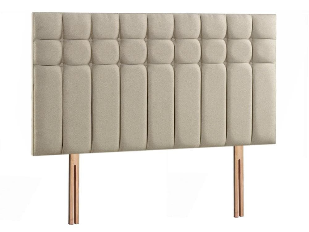 Sleep Revolution Andorra Strutted Upholstered Headboard