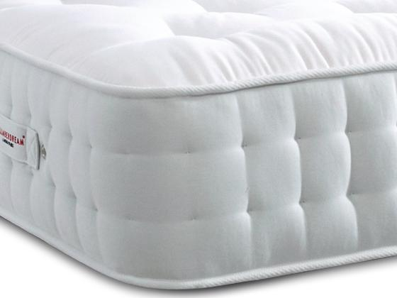 Slumber Dream Rochester 3000 Pocket Sprung Natural Mattress