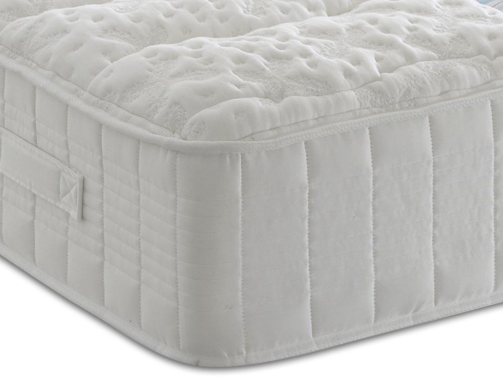 Dura Beds Sensacool 1500 Pocket Sprung Cool Blue Memory Foam Mattress