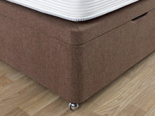 Shire Artisan Side Lift Ottoman Storage Divan Bed Base