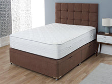 Sleep Revolution Dual Season Floor Standing Upholstered Headboard