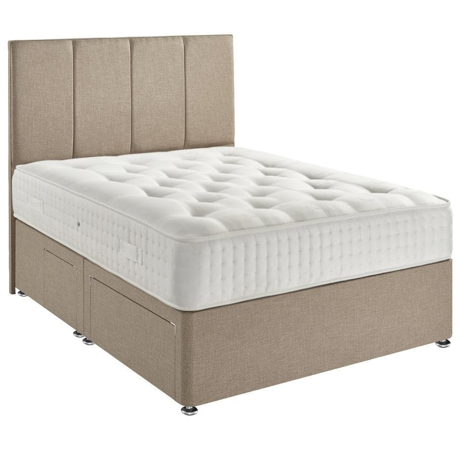 Snuggles 1000 Pocket Sprung Divan Bed Set