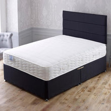 Apollo Titan Divan Memory Foam Coil Sprung Divan Bed Set