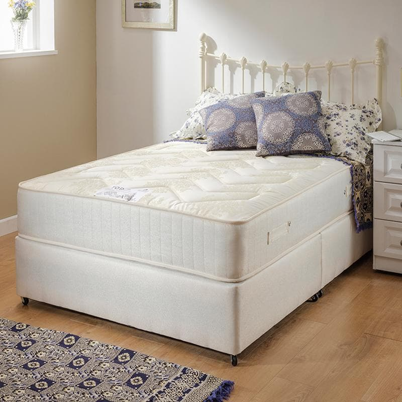 Sleep Revolution Topaz Back Care Orthopaedic Coil Sprung Divan Bed