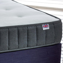 Shire Violet Coil Sprung Cool Blue Memory Foam Mattress