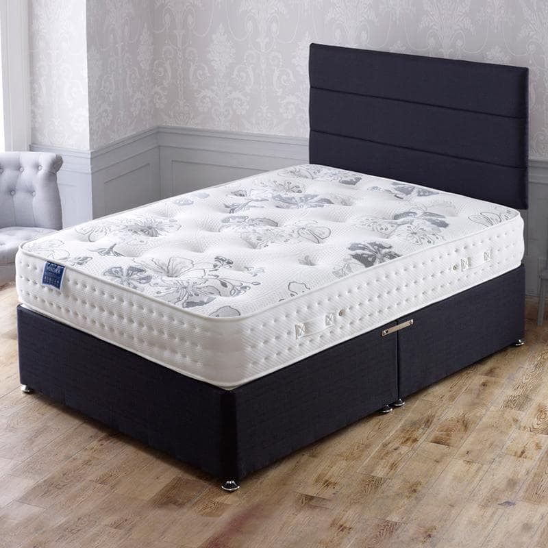 FastTrack > Windsor Backcare Orthopaedic Sprung Divan Bed Set