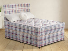 Sprung Land Worcester Backcare Orthopaedic Sprung Divan Bed Set
