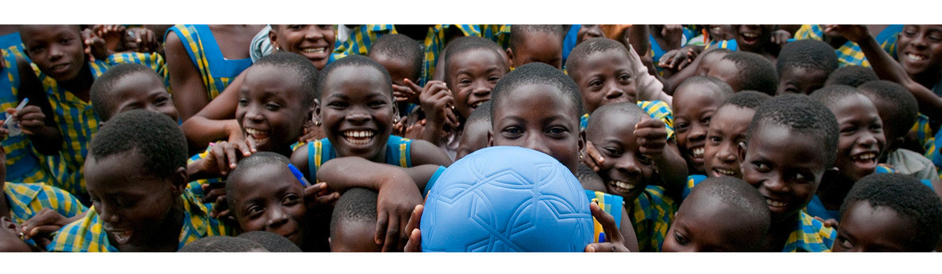 One World Futbol by One World Play Project on 100Ideas.com